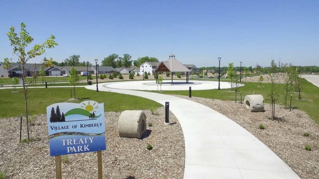 Treaty Park Kimberly, WI